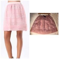 67c9fb5ec8 Faldas para mujer tamaño regular a Rayas 10 Mujer Talla de ...