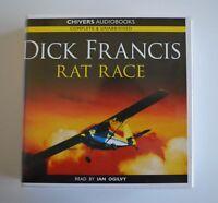 Rat Race: by Dick Francis - Unabridged Audiobook - 6CDs