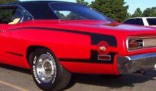 "1970 DODGE SUPER BEE REVERSE C STRIPES KIT MOPAR 70 ""RED """