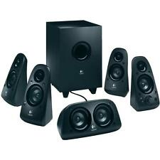 Logitech Z506 5.1 Surround System Sound 3D Stereo PC Lautsprecher Computer Boxen