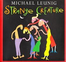 MICHAEL LEUNIG -STRANGE CREATURE CARTOONS MELBOURNE AGE