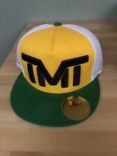 THE MONEY TEAM TMT SOUTHBEACH SNAPBACK HAT BNWT