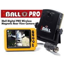 NEW Aqua Vu Iball Wireless Digital Pro Trailer Hitch Camera
