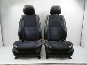 01 Lexus IS300 #1125 Seat Pair, Front Cloth OEM