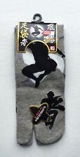 Nagomi Japanese Ninja Split Toe Tabi Socks, 25-28cm, Women's 9-11