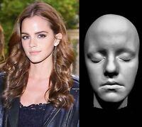 """Emma Watson Life Mask""""Hermione Granger Harry Potter. Belle In Beauty & the Beast"""