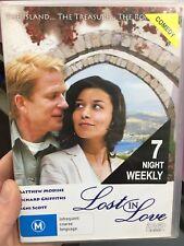 Lost In Love ex-rental region 4 DVD (2005 Matthew Modine comedy movie) rare