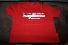 **£** t-shirt SCAPA - 14 ans