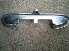 wolseley 4 44 rear numberplate light chrome mg magnette