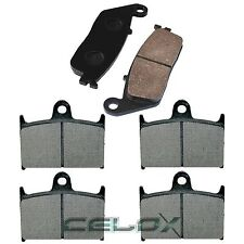 Front Rear Brake Pads For Victory Vegas 1731 2010 2011 2012 2013 2014-2017