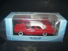 1961 Chrysler Windsor 1/43 NEO n Brooklin American Excellence
