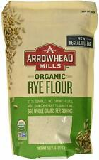 Arrowhead Mills Organic Rye Flour, 20 OZ (Pack of 2)