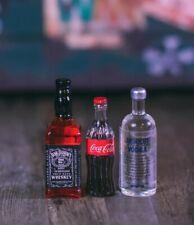 LOT OF 3 Assorted Bottles Marvel Legends Accessory 1/12
