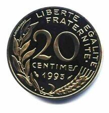 Pièces de monnaie françaises de 10 centimes pour 20 centimes
