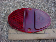 GM 31 32 CHEVROLET NORS TAILLIGHT LENS CHEVY 31 to 40 TRUCK KD TRIFLEX 264