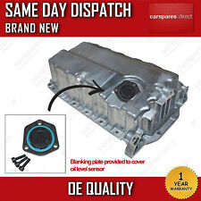 2.0 TDI 16V Aluminium Engine Oil Sump Pan VW Jetta 2005-2010 1.9 TDI