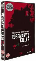 Rosemary's Killer (Uncut) DVD (2007) Vicky Dawson, Zito  GIFT IDEA  ***NEW***