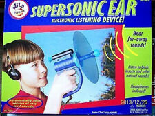 Supersonic Ear Electronic Listening Device Toy by Wild Planet 1996 Vintage