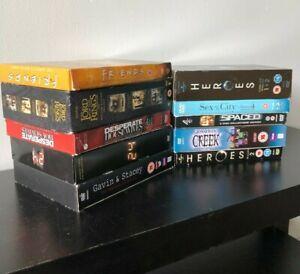 Wholesale 10 Boxsets Wholesale, Joblot, Bulk, Bundle movies DVD's box set