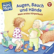 Augen, Bauch und Hände von Regina Schwarz (2018, Gebundene Ausgabe)