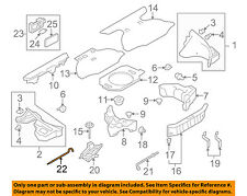 NISSAN OEM Interior-Rear-Rod 995520U000