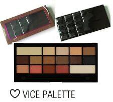 makeup revolution I Heart Chocolate Eyeshadow Palette Vice chocolate palette