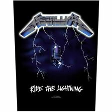 Metallica - Ride The Lightning - Sew-On Back Patch