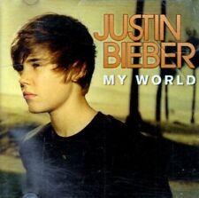 Justin Bieber: My World [Enchanced CD 2009] in Original Jewel Case