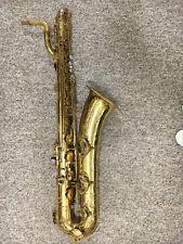 Selmer Mark VI Baritone Saxophone - Low Bb - 240xxx - Original Lacquer