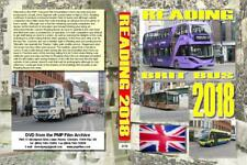 3770. Reading. UK. Buses. March 2018. An afternoon in Reading takes us from lunc