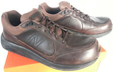 New Balance MW928BR Brown Leather 928v1 Stability Walking Shoes Men's 14 Wide 2E