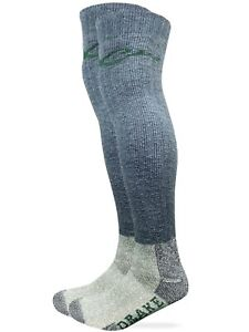 Drake Men's Heavyweight Merino Wool Wader Socks 1 Pair Pack