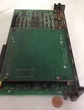 YASKAWA * CONTROL BOARD REV.D01 REV.F01 * JANCD-MSV01B JANCD-MSV02