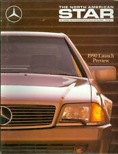 1989 The North American Star Magazine - Journal Mercedes-Benz Sales Professional