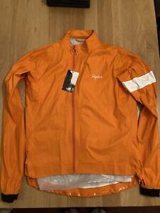 Rapha Men's Core Rain Jacket II - Bright Orange - Large- BNWT