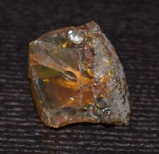 Ambre brute du Mexique 32,46 grammes ambre fossile Mexico mineral amber fossil