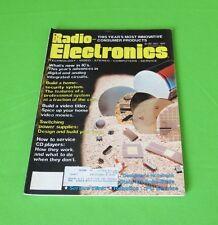Radio - Electronics Magazine, December 1985, VOL 56 #12