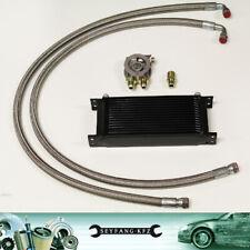 Ölkühler Kit Komplettset 13 Reihen mit Thermostat BMW E21 E30 E36 E46 E60