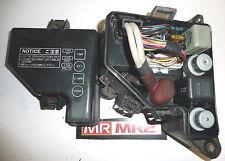 TOYOTA MR2 MK2 Motore Lato Posteriore FUSIBILE Box & RELAY - Mr MR2 usato parti