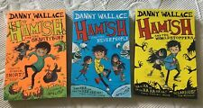 Hamish Danny Wallace 3 Books