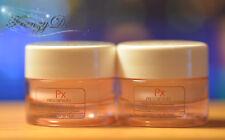 Lot of 2 Px Prescriptives Super Line Preventor Overnight Cream * .48 oz Total *