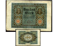 ALLEMAGNE  100 mark 1 / 11 / 1920     W3701451