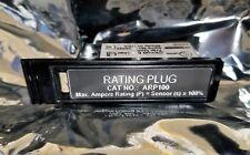 Square D ARP100 Micrologic 100% rating plug new!