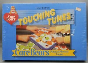 1984 vintage Kenner Care Bears Touching Tunes game SEALED mib toy Parker Bros. !