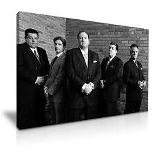 I Sopranos a Muro Art 76x50cm/30 x 20 pollici