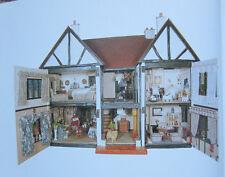 Buch - Die Welt der Puppen // Anleitung zum Herstellen von Puppenhäusern