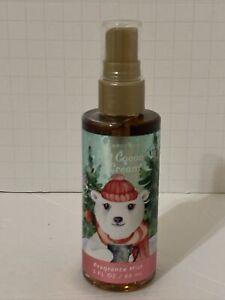 Bath & Body Works Hot Cocoa & Cream Fragrance Mist Travel 3 oz New