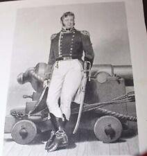 Antique 1858 Print William Bainbridge Alonzo Chappel