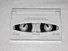 Maxell XR Metal 120 Hi8 Videocassette Cartridge
