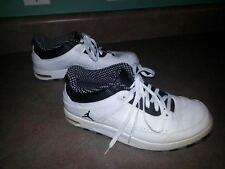 Men's Air Jordan Classic 87 White/Black Sneakers 317770-104 Size 8.5